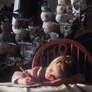 """""""Once Upon A Time"""" Canvas Transfer by Bob Byerley"""