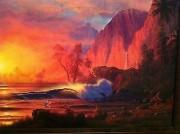 """""""Heaven's Path"""" Lassengraph by Christian Riese Lassen"""