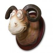 "Dr. Suess ""Goo Goo Eyed Tasmanian Wolghast"" Hand-Painted Cast Resin Sculpture"