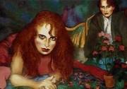 """""""Forbidden Dreams"""" Serigraph by Joanna Zjawinska"""