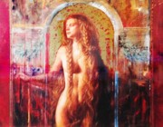 """Aegaeus"" Giclee/Canvas by Tomasz Rut"
