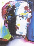 """Fauve"" Serigraph/Arches Paper by Peter Max"