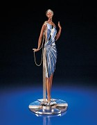 """""""Roaring Twenties"""" Bronze Sculpture by Erte"""