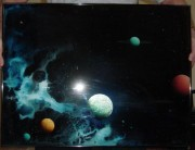 """Spectra Moon Meditation"" by Dave Archer"