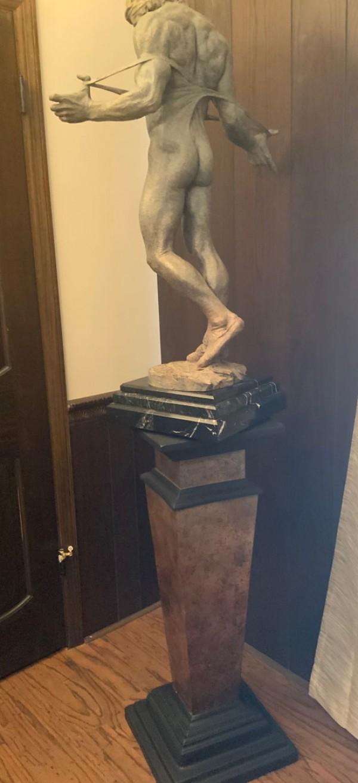 1/2 Life Size Nureyev Bronze Sculpture by Richard MacDonald